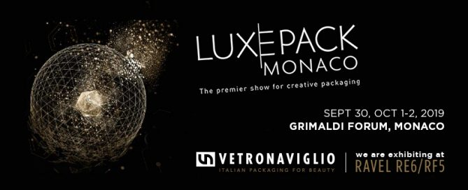 VETRONAVIGLIO AT LUXEPACK MONACO 2019