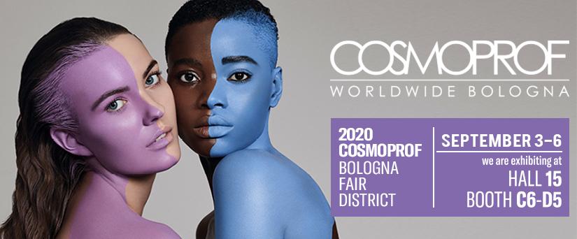 VETRONAVIGLIO AT COSMOPROF 2020